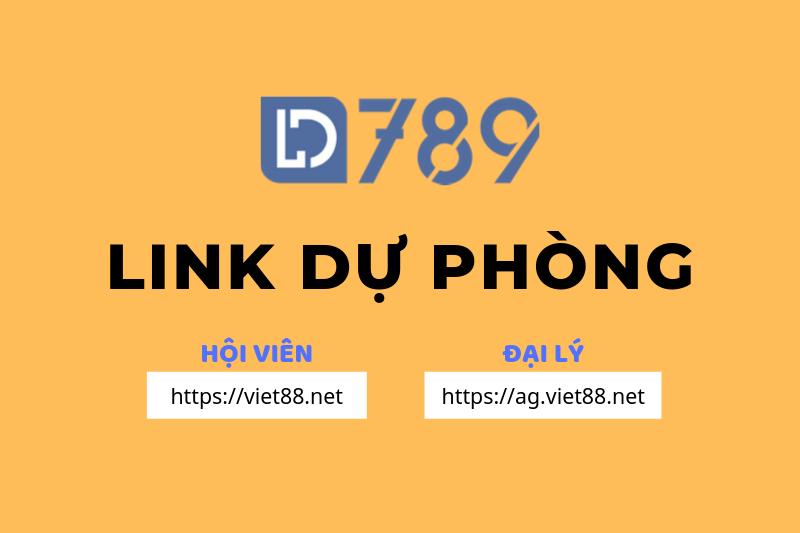 Link dự phòng LD789.net khi không vào được